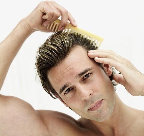 huile de ricin chute de cheveux